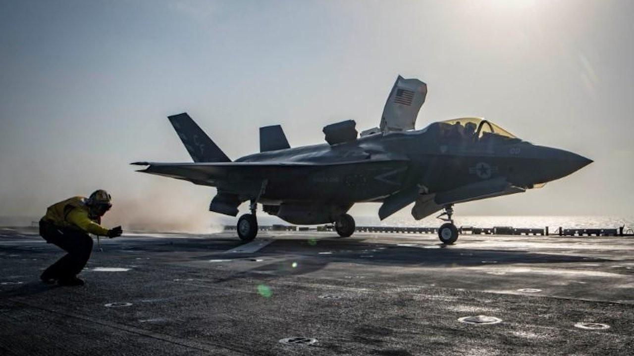 Turkey 'hires former Lockheed Martin executive to remain in F-35 program'