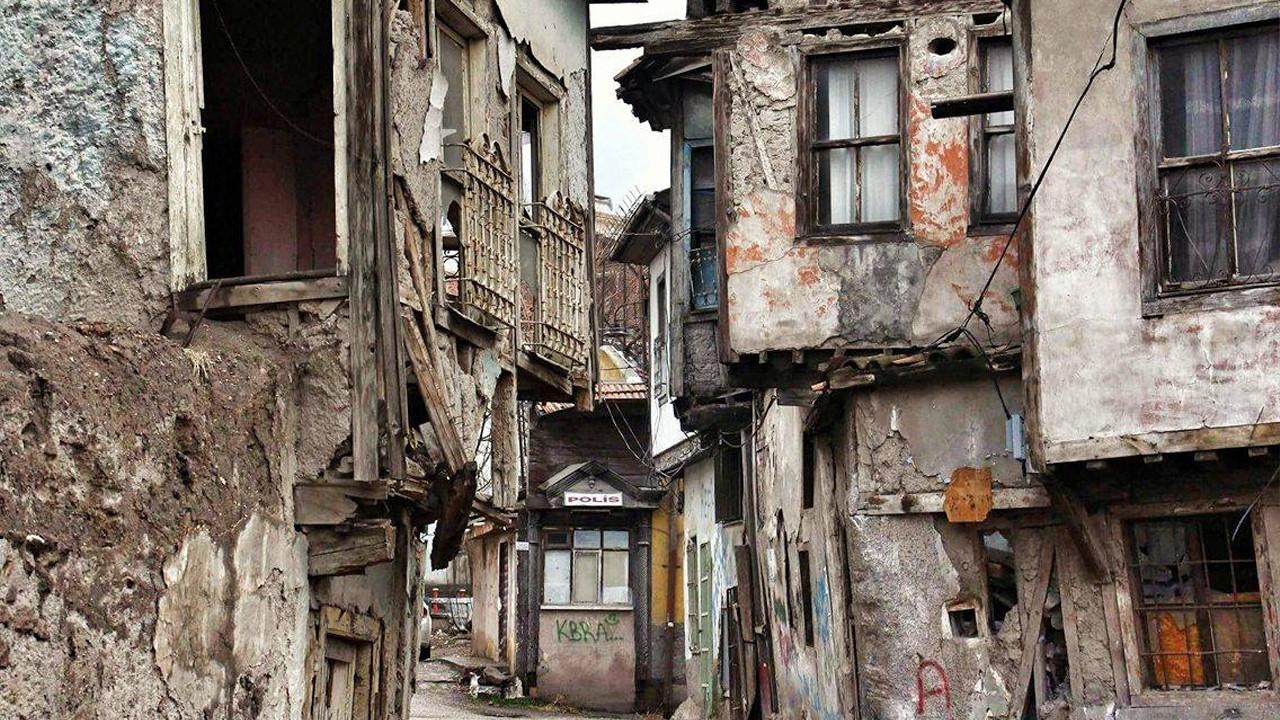 Ankara's Jewish Quarter threatened by urban transformation project