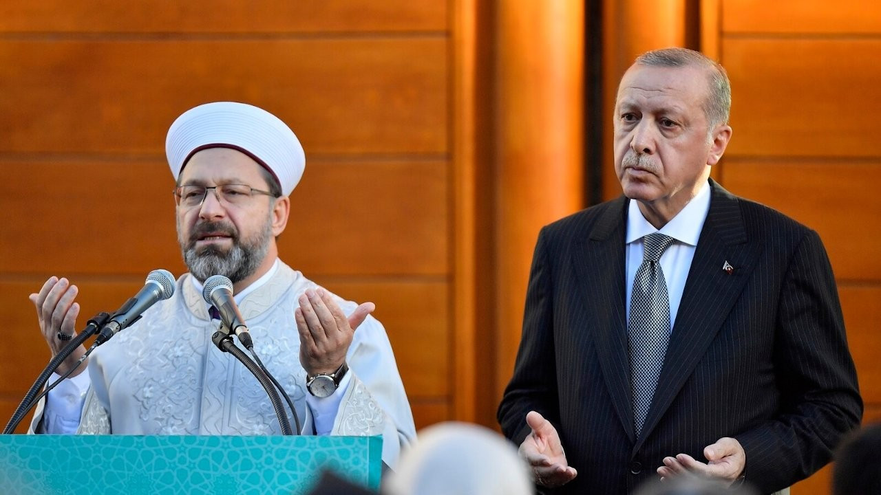 Top religious body is 'Erdoğan's tool to silence discontent'