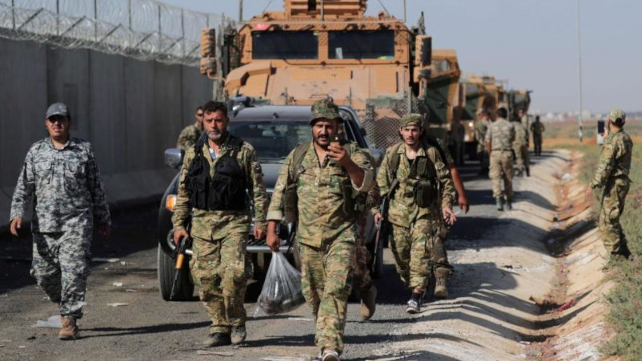 Turkey denies reports of Russia deal to open Syria crossings