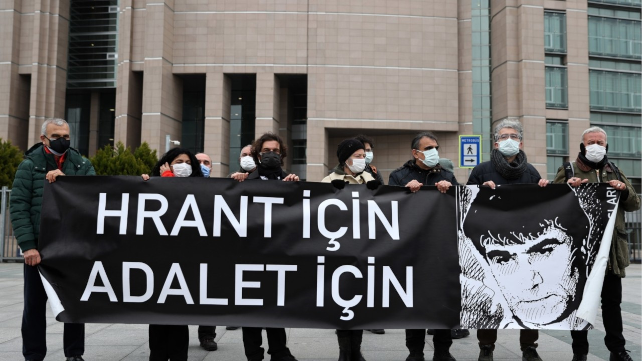 Turkish court rules Dink's murder was carried out in line with Gülen network's goals