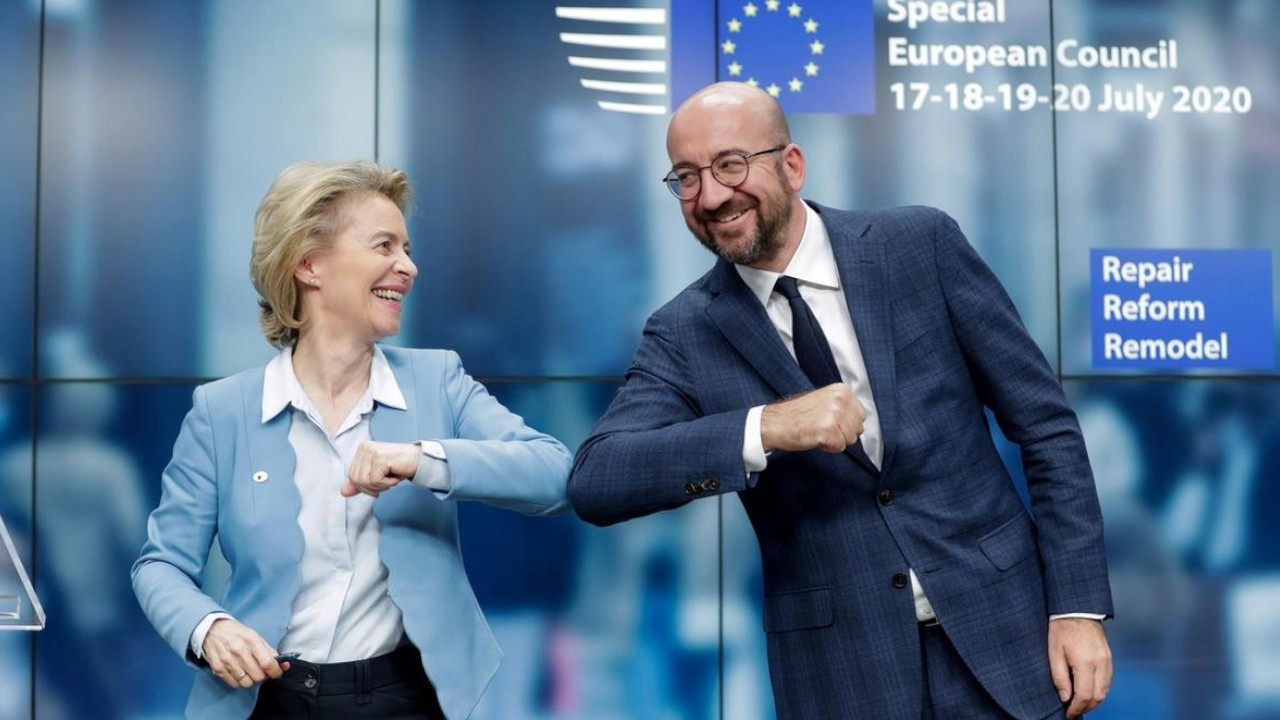 EU presidents to meet Erdoğan in Turkey next week