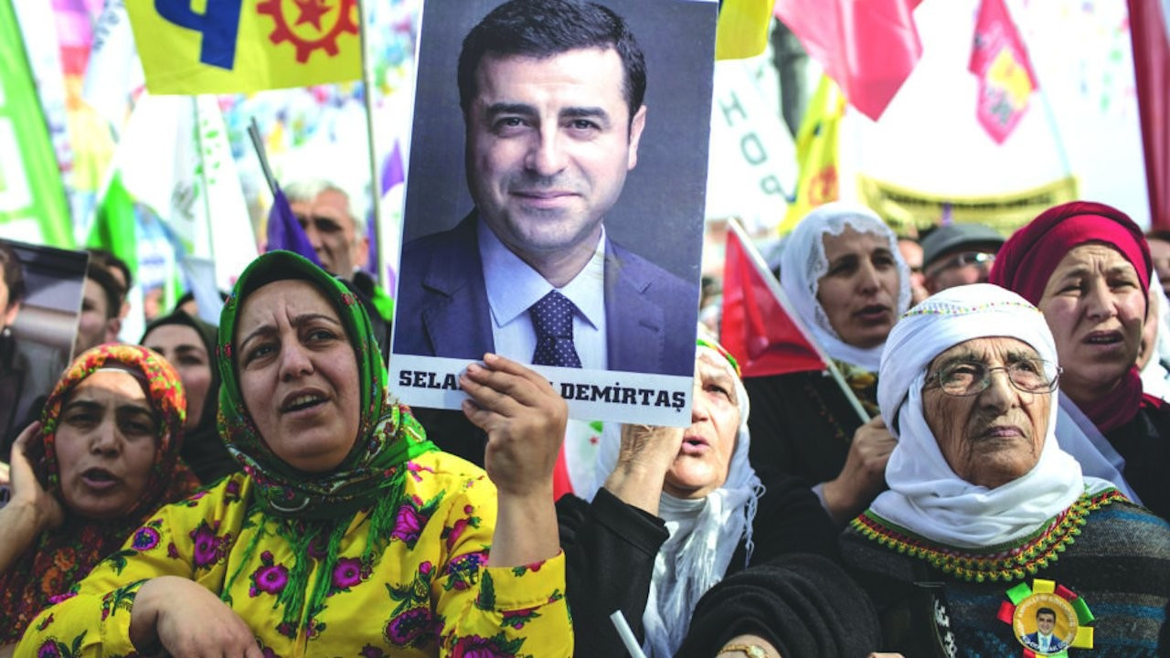 AKP should also be closed if court rules for HDP's closure: Demirtaş