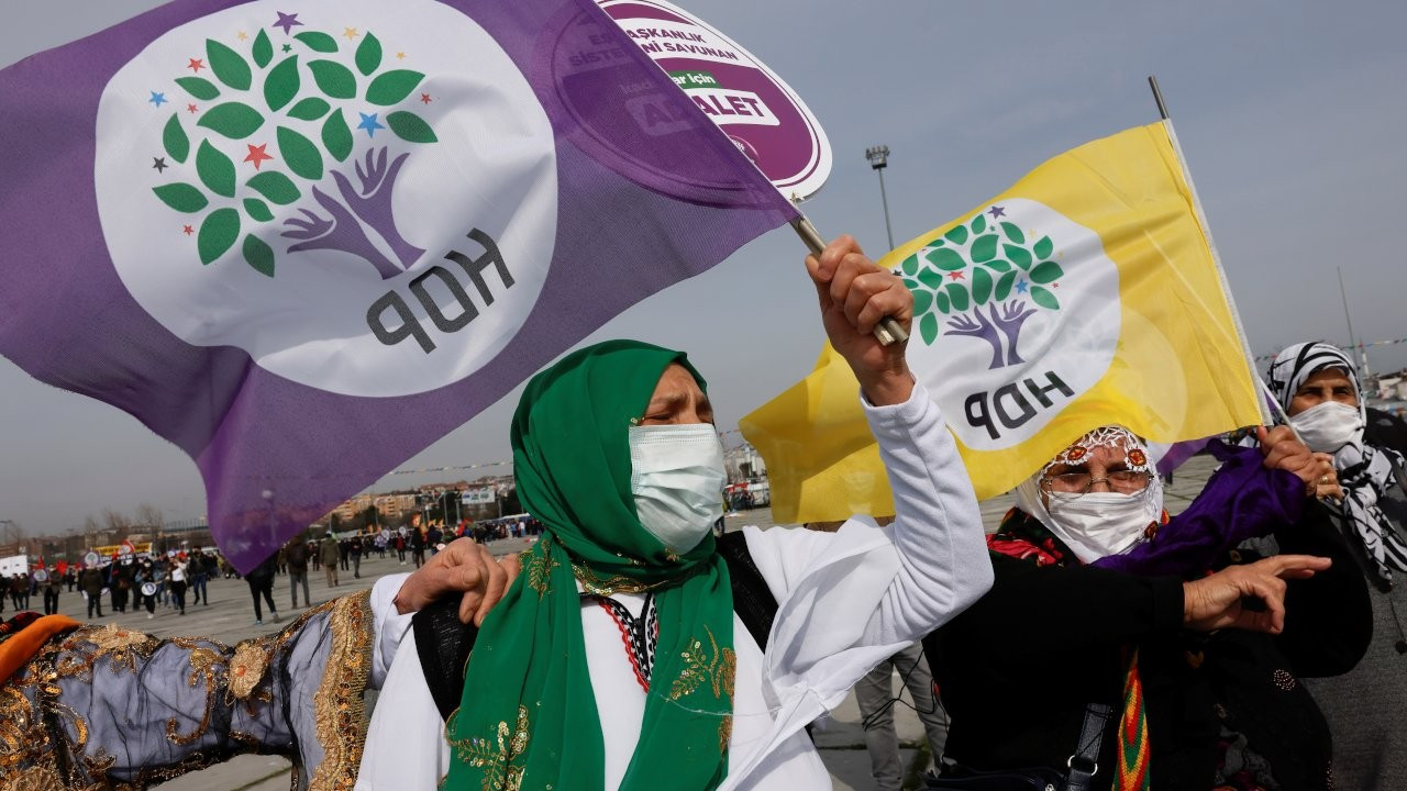 Top court returns indictment into HDP's closure over deficiencies