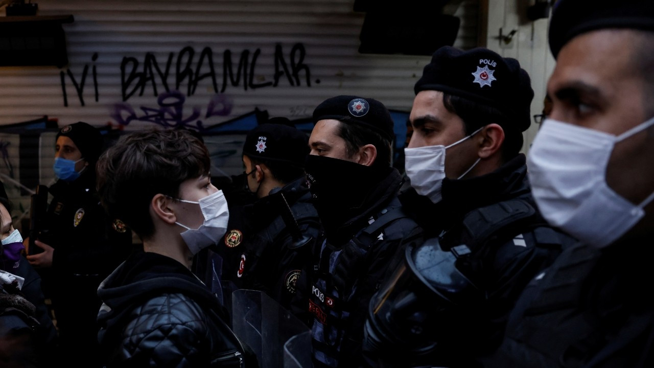 US report lists several human rights violations in Turkey