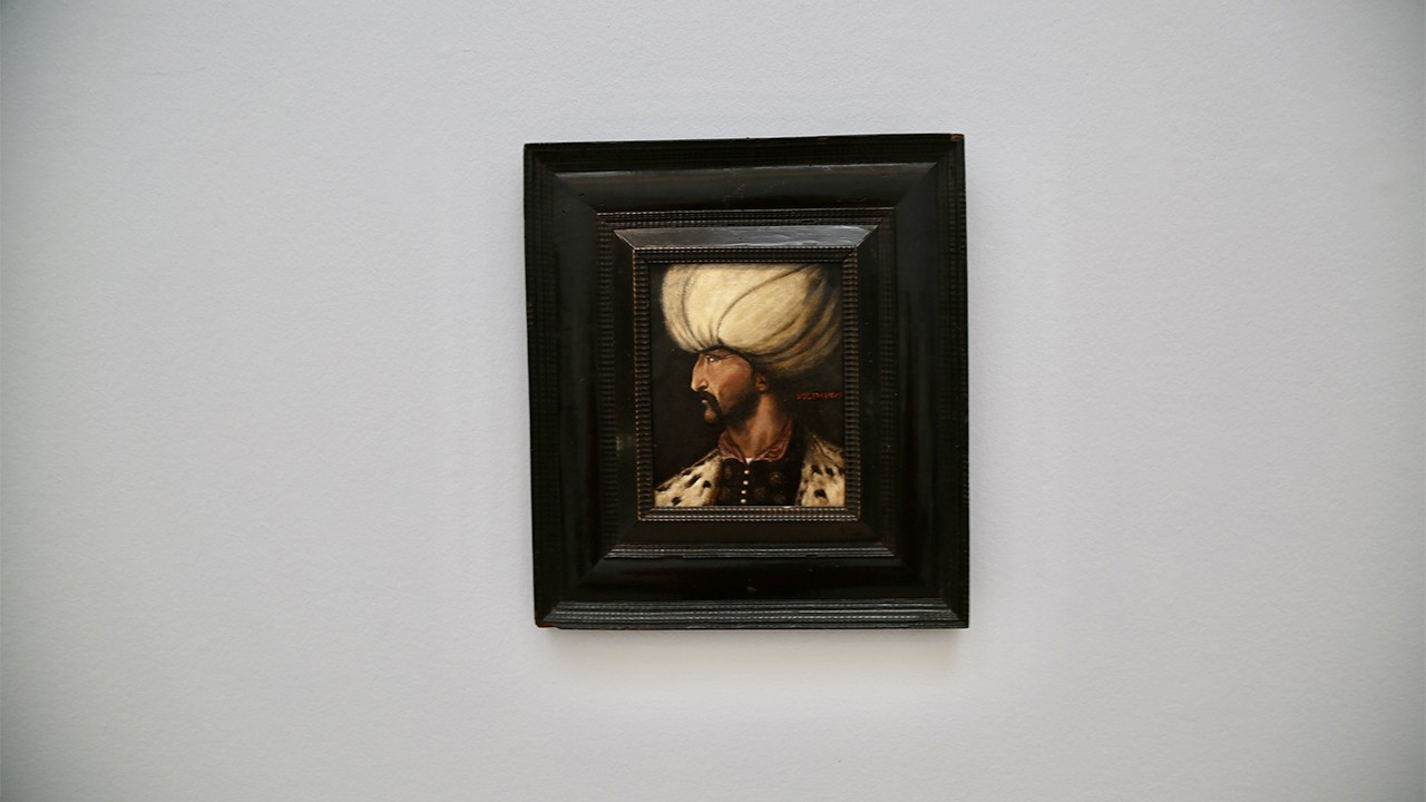 16th century sultan's portrait sold for $481,000 in London auction