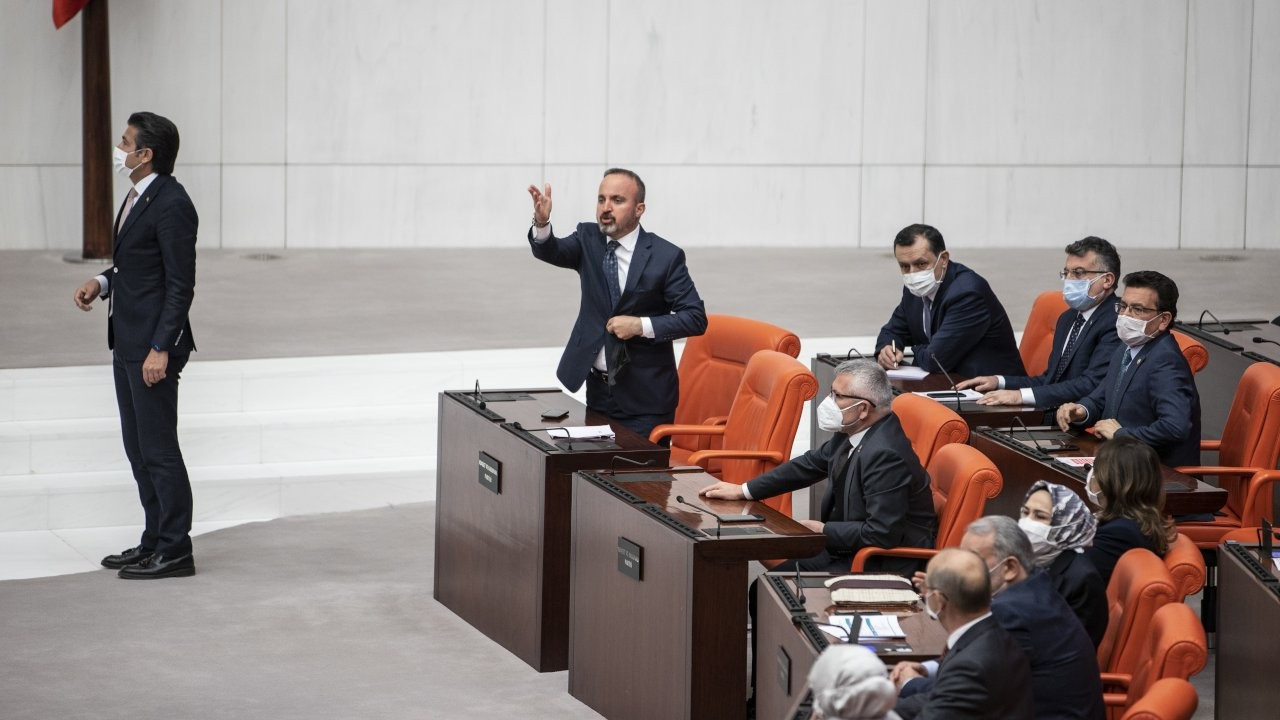 AKP forces parliament to revote bill previously rejected by opposition