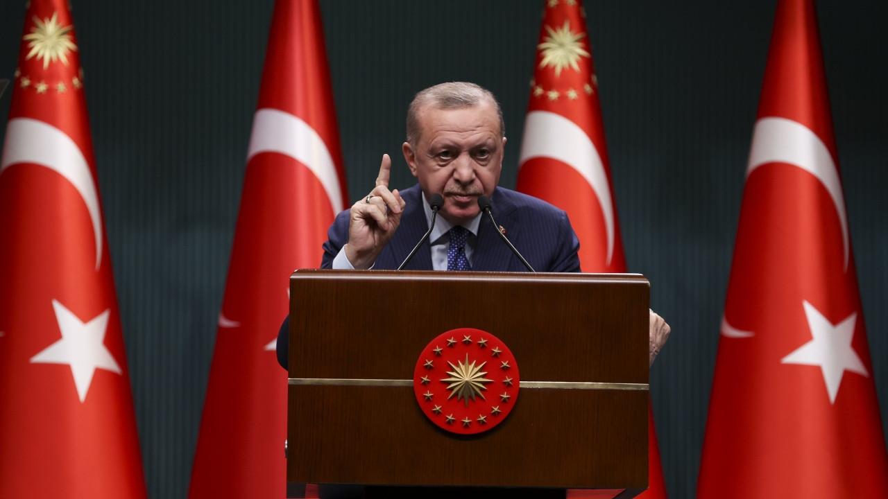 Former admirals' declaration on Montreux Convention implies coup: Erdoğan