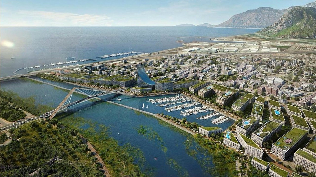 'Kanal Istanbul is aimed to generate profit for foreign investors'