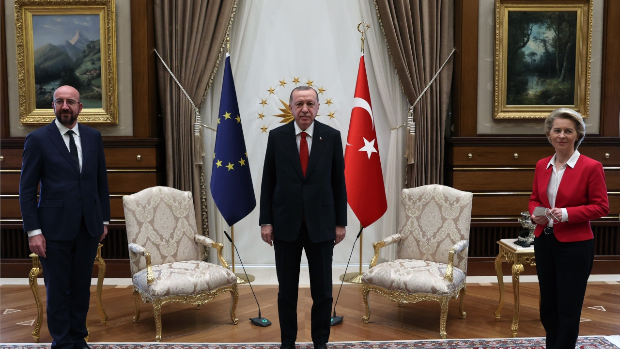 EU chiefs call on Turkey to respect human rights, abide by ECHR rulings