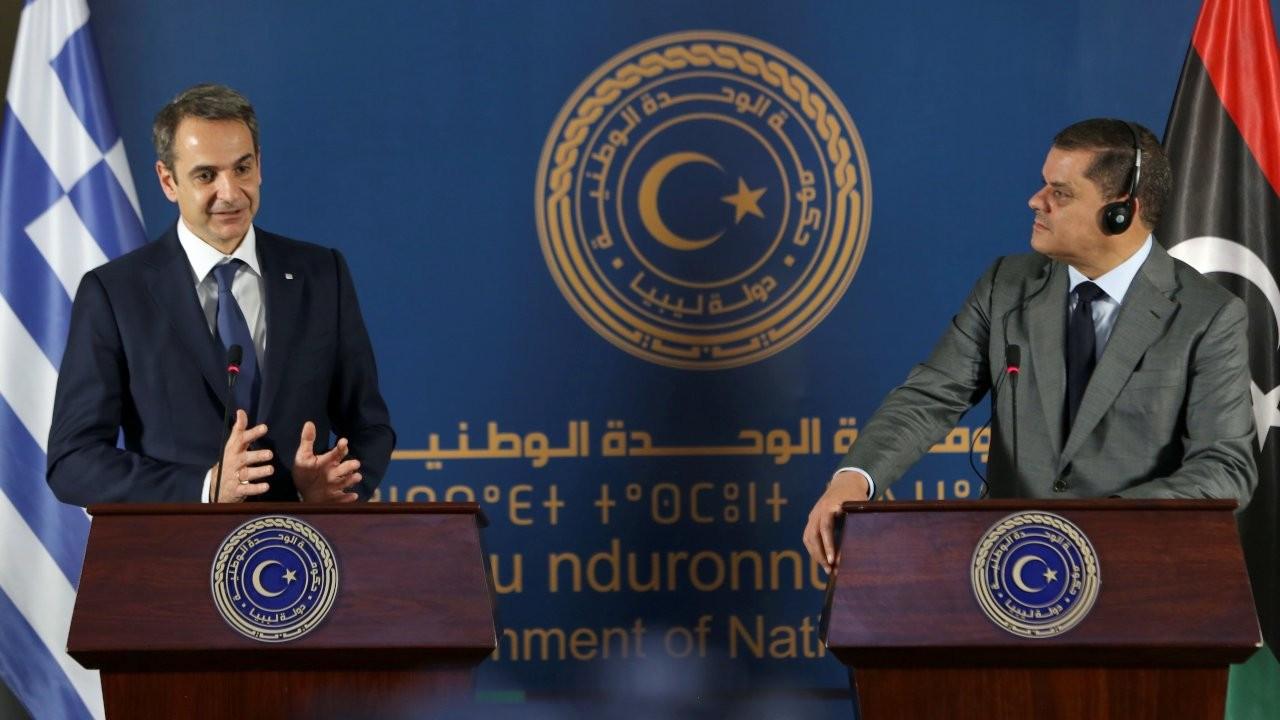 Greek PM urges Libya to ditch Turkey deal