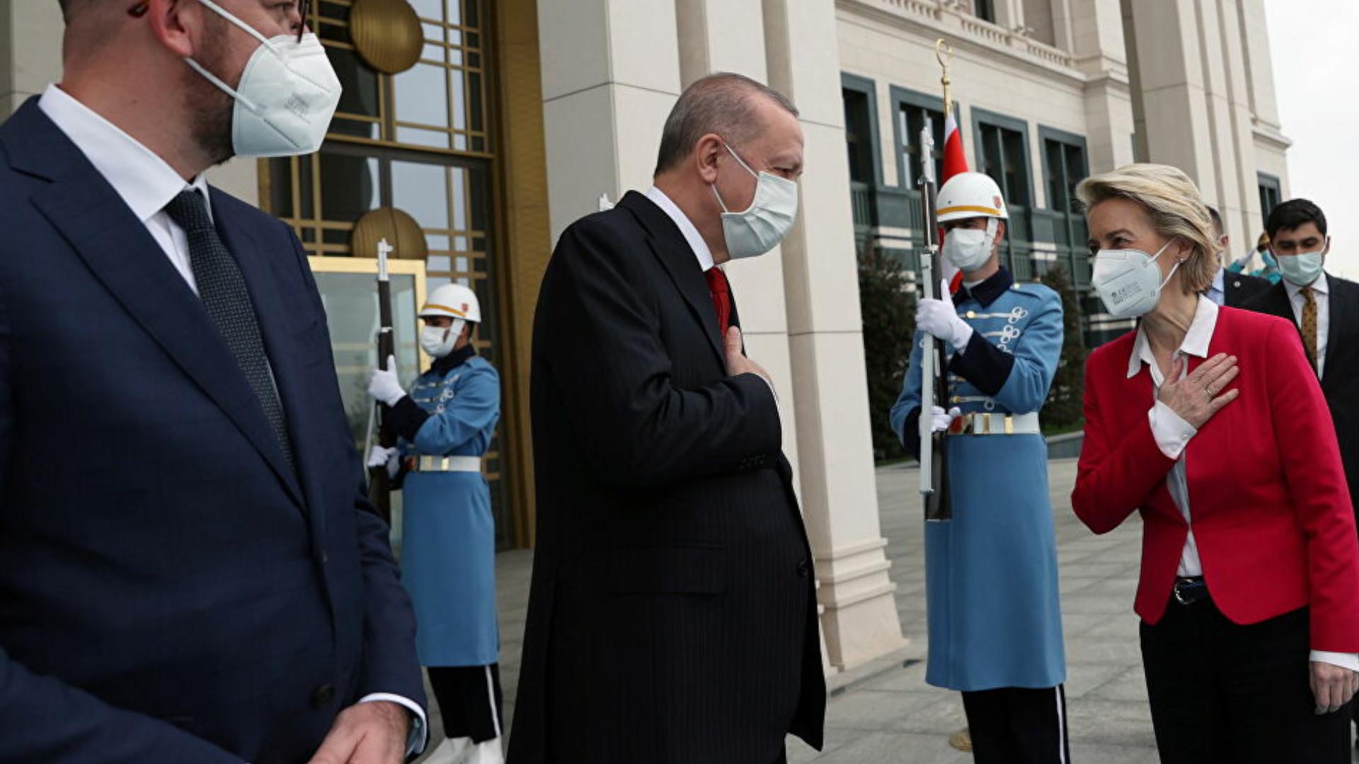 A new EU framework for Turkey?