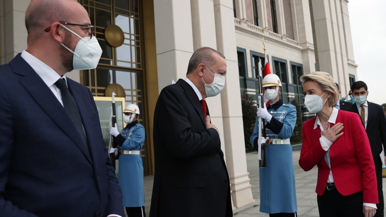 Turkish FM says Ankara-EU relations 'in better shape'