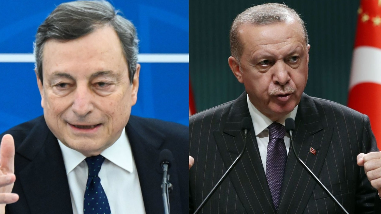 Italian PM Draghi calls Erdoğan a 'dictator' after sofagate scandal, draws Turkey's condemnation