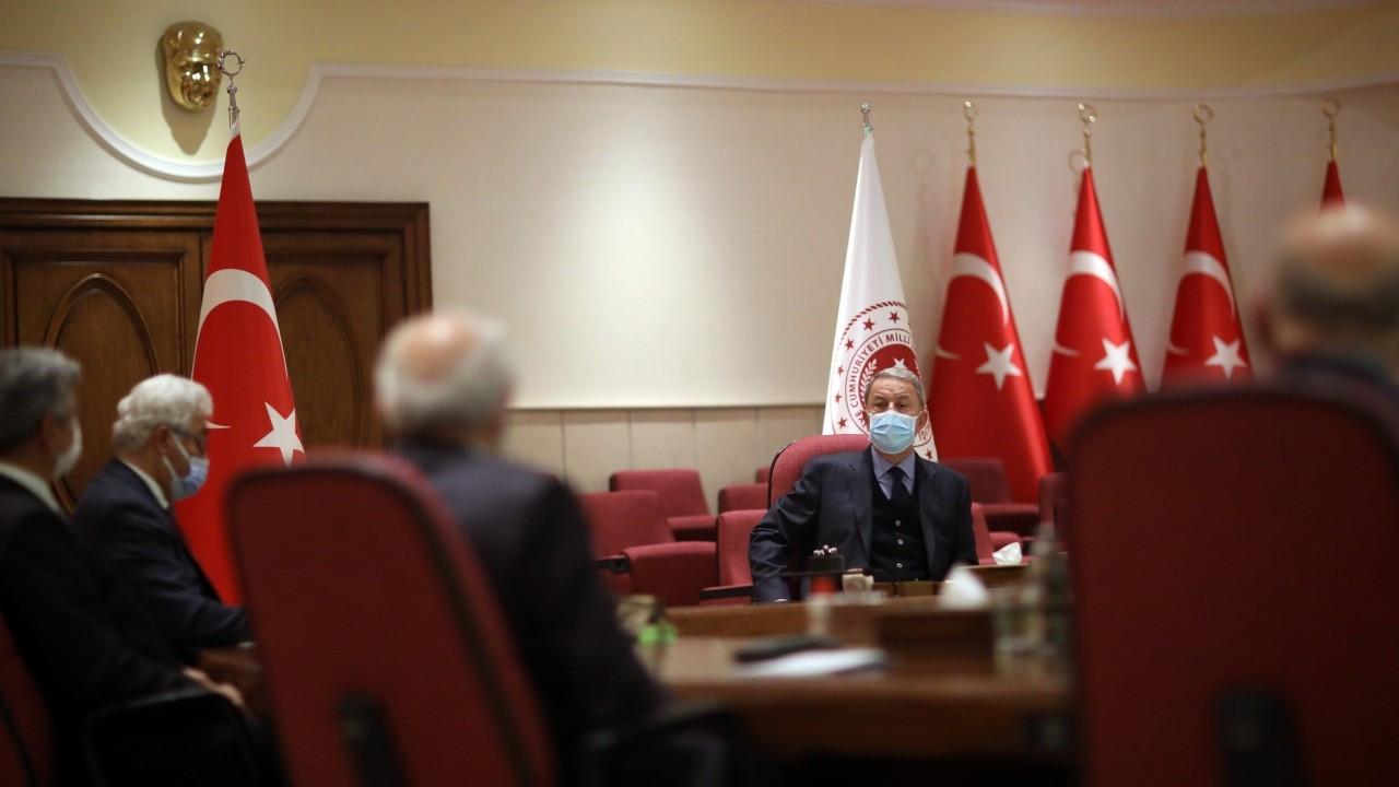 Turkish association probed for 'not condemning' retired admirals' declaration