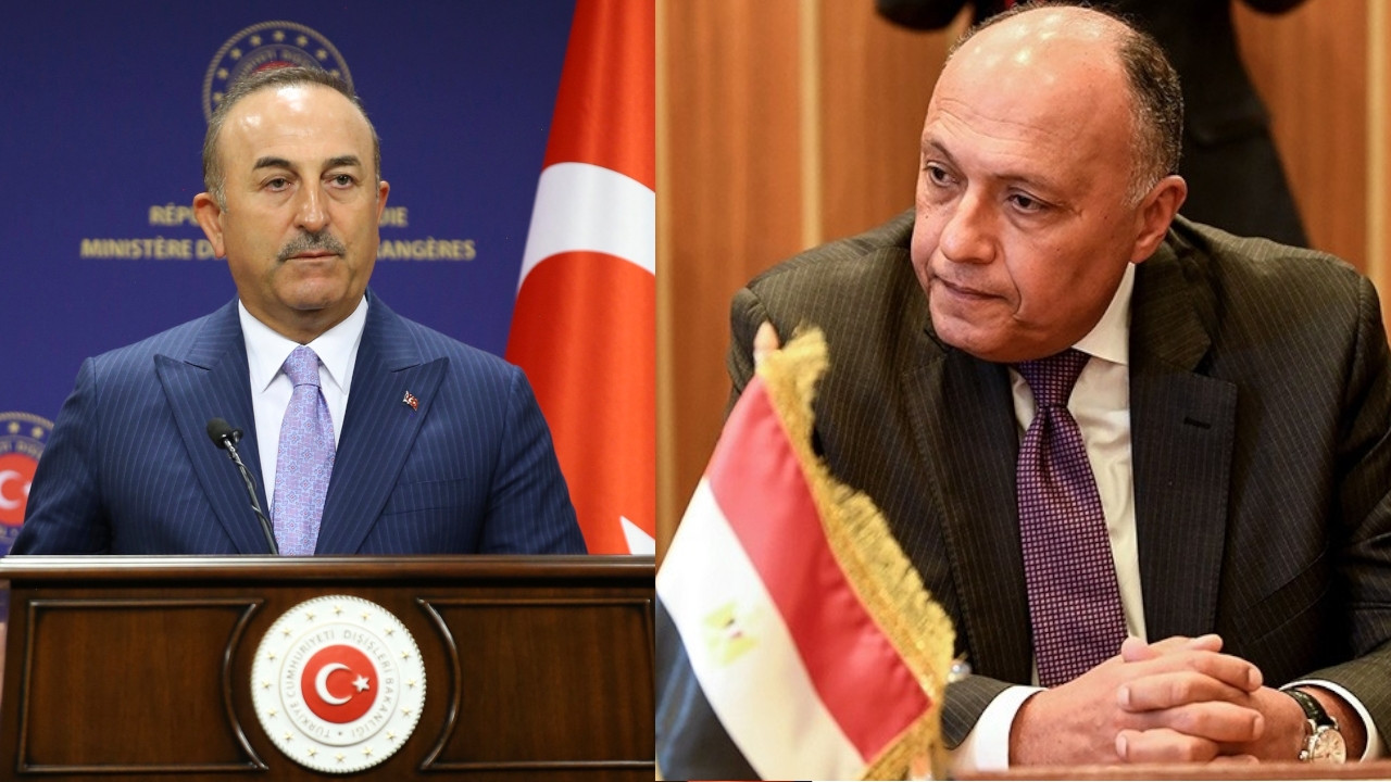 Turkish FM Çavuşoğlu holds first call with Egyptian counterpart since Ankara's push to repair ties