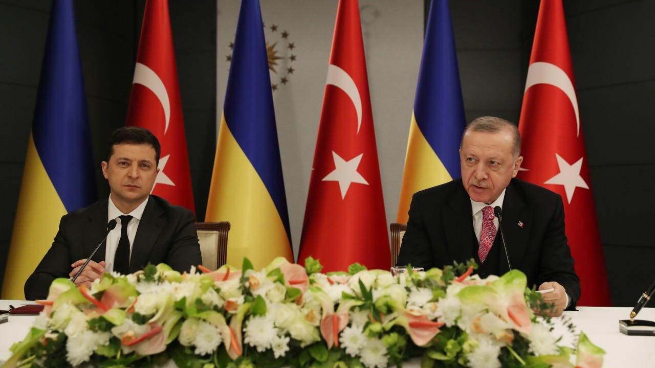 Erdoğan urges end to Ukraine tension, offers Turkey's support