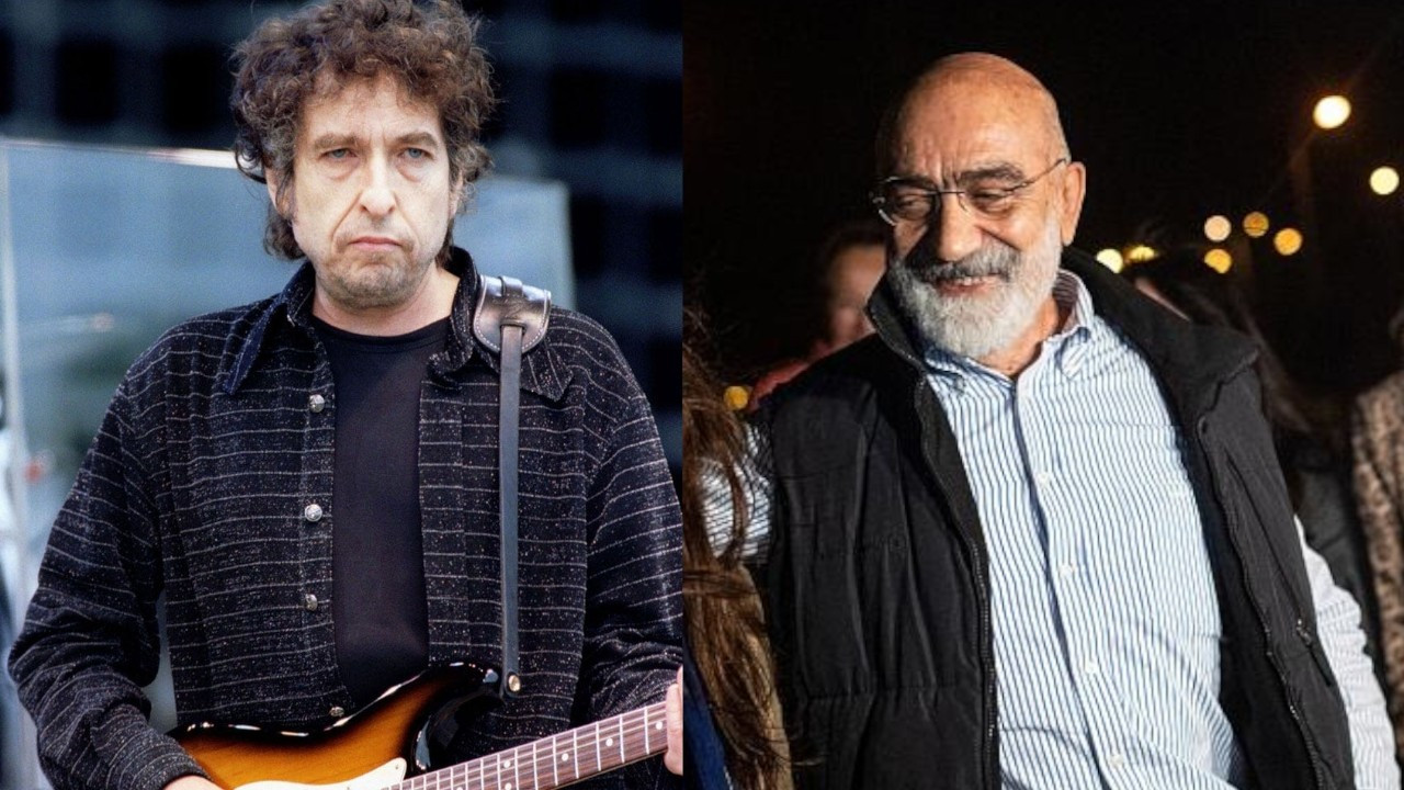 ECHR judge cites Bob Dylan's song in dissenting opinion in favor of novelist Ahmet Altan
