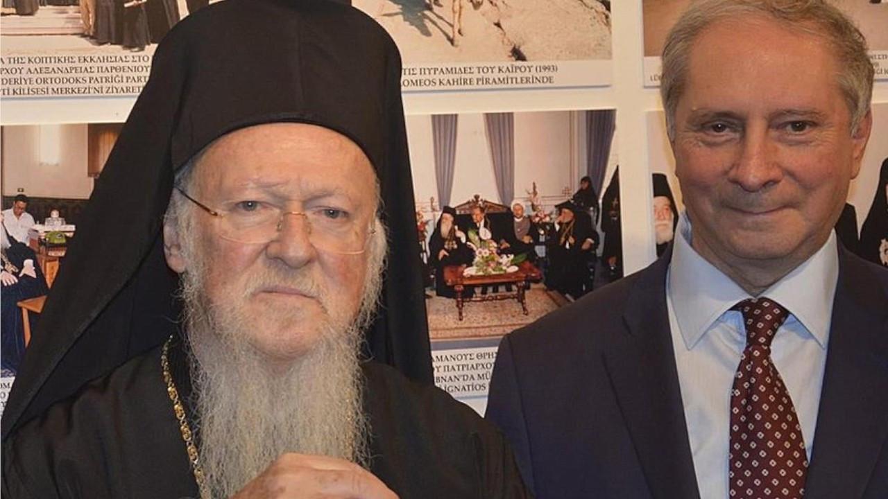 Istanbul Ecumenical Patriarchate's eminent photographer Nikos Manginas passes away