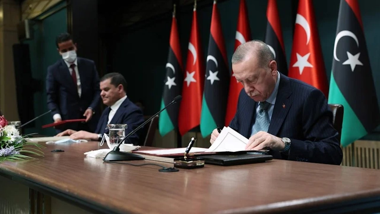 Bad news to Turkey from Russia overshadows Libya deals