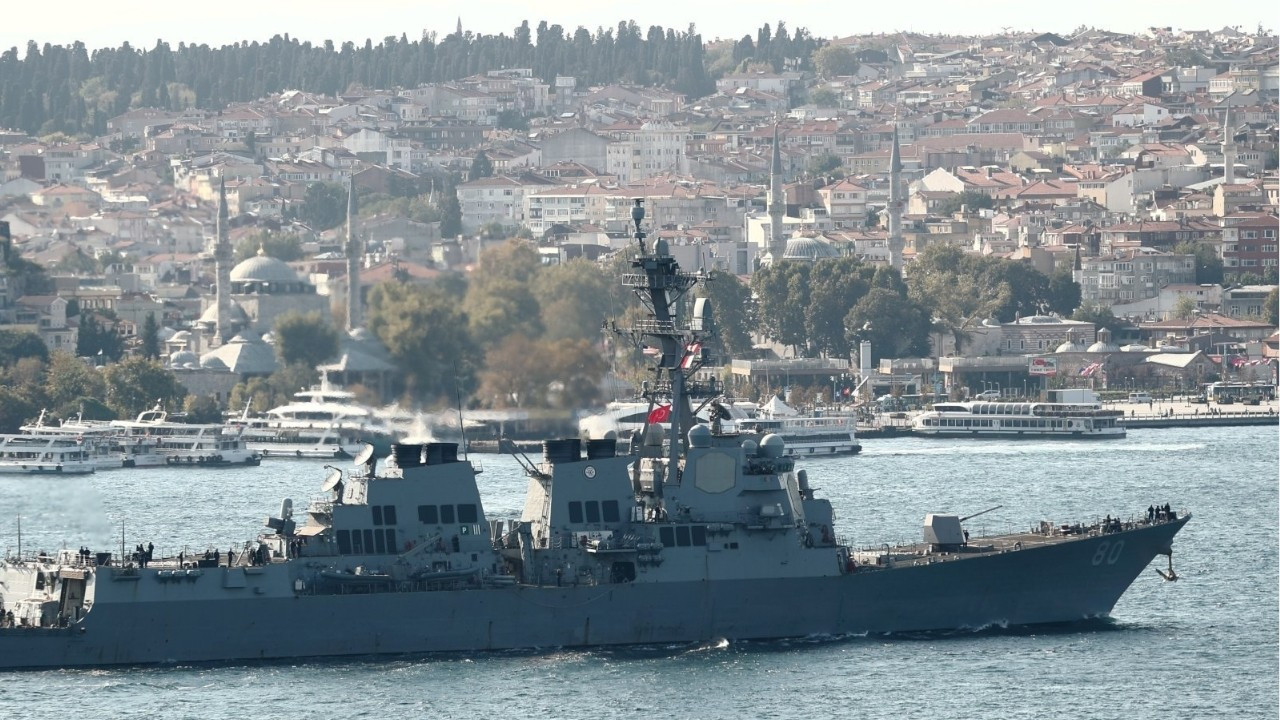 US cancels warships deployment to Black Sea
