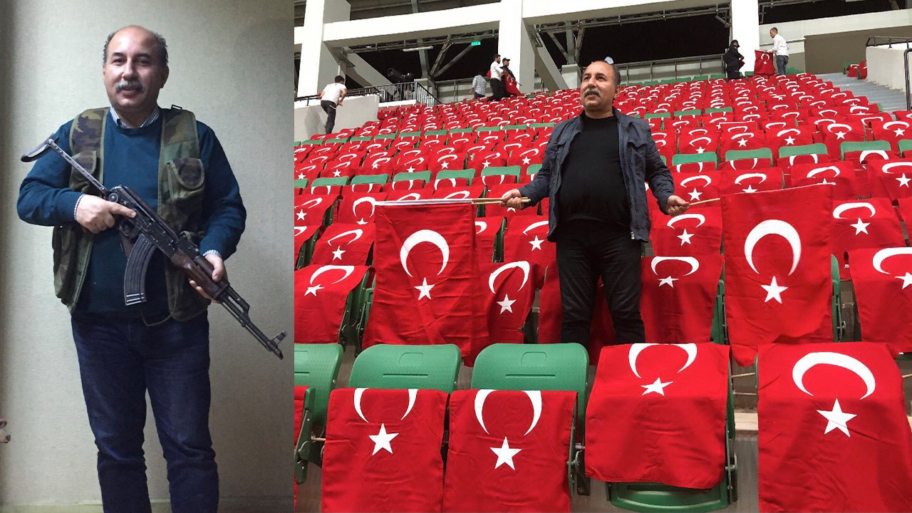 Yet another AKP official's armed threat to retired admirals surfaces