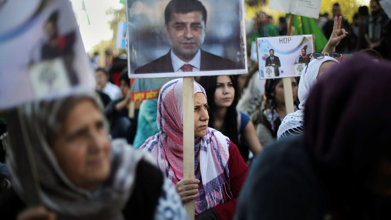Legal struggle for Demirtaş 'is also one for the truth'