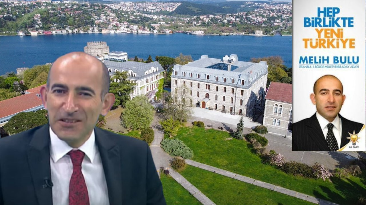 Boğaziçi's appointed rector becomes dean of communication faculty