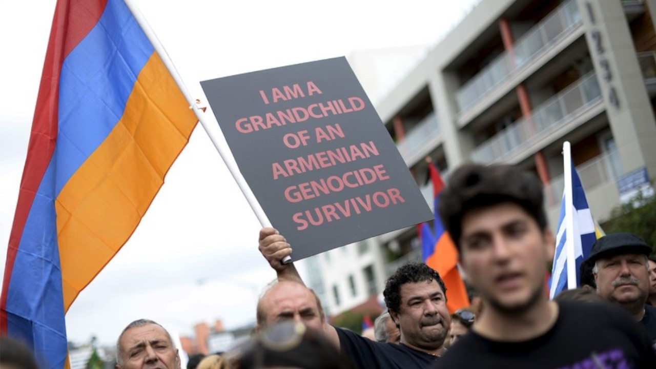 Over 100 US lawmakers urge Biden to recognize Armenian Genocide