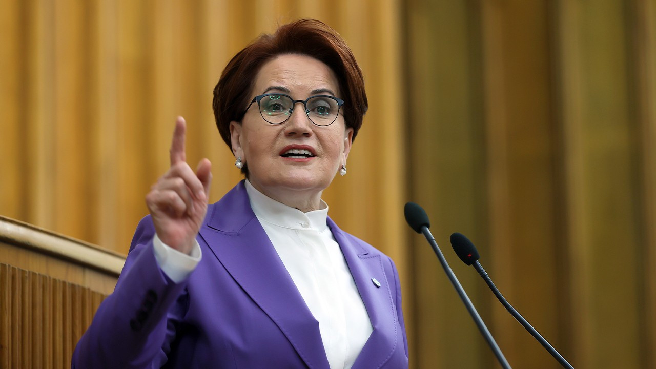 Turkey became country of disappearances under grand illusionist Erdoğan, Akşener says