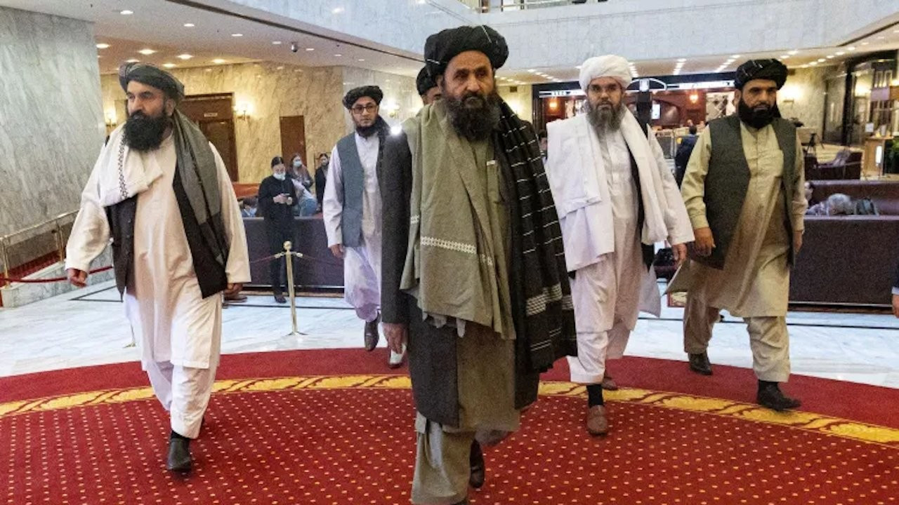 US-backed Afghan peace talks in Turkey 'delayed over Taliban no-show'