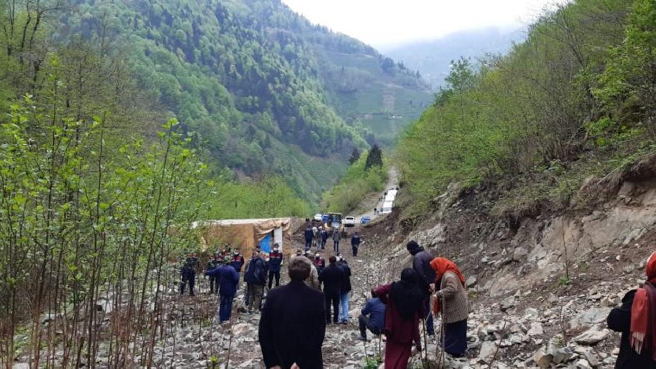 Pro-gov't company starts quarry construction in COVID-19 lockdown despite local protests