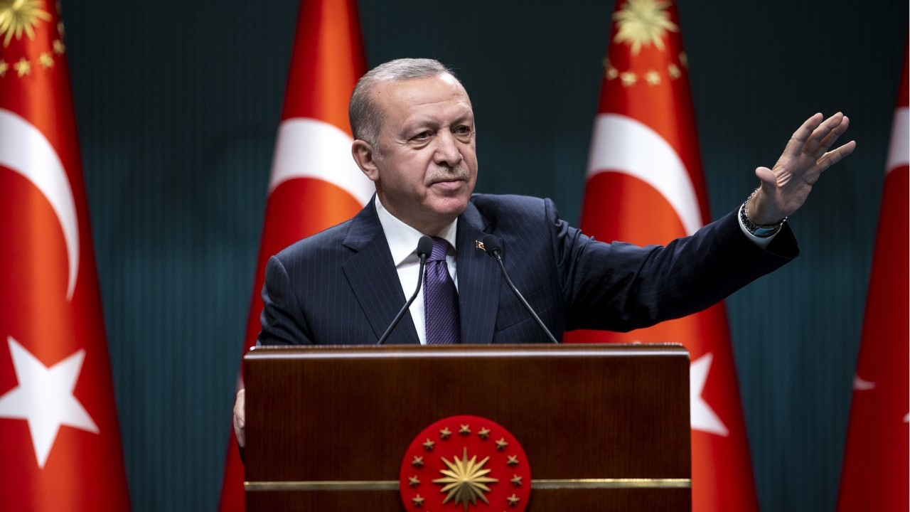 Erdoğan details execution of new human rights plan