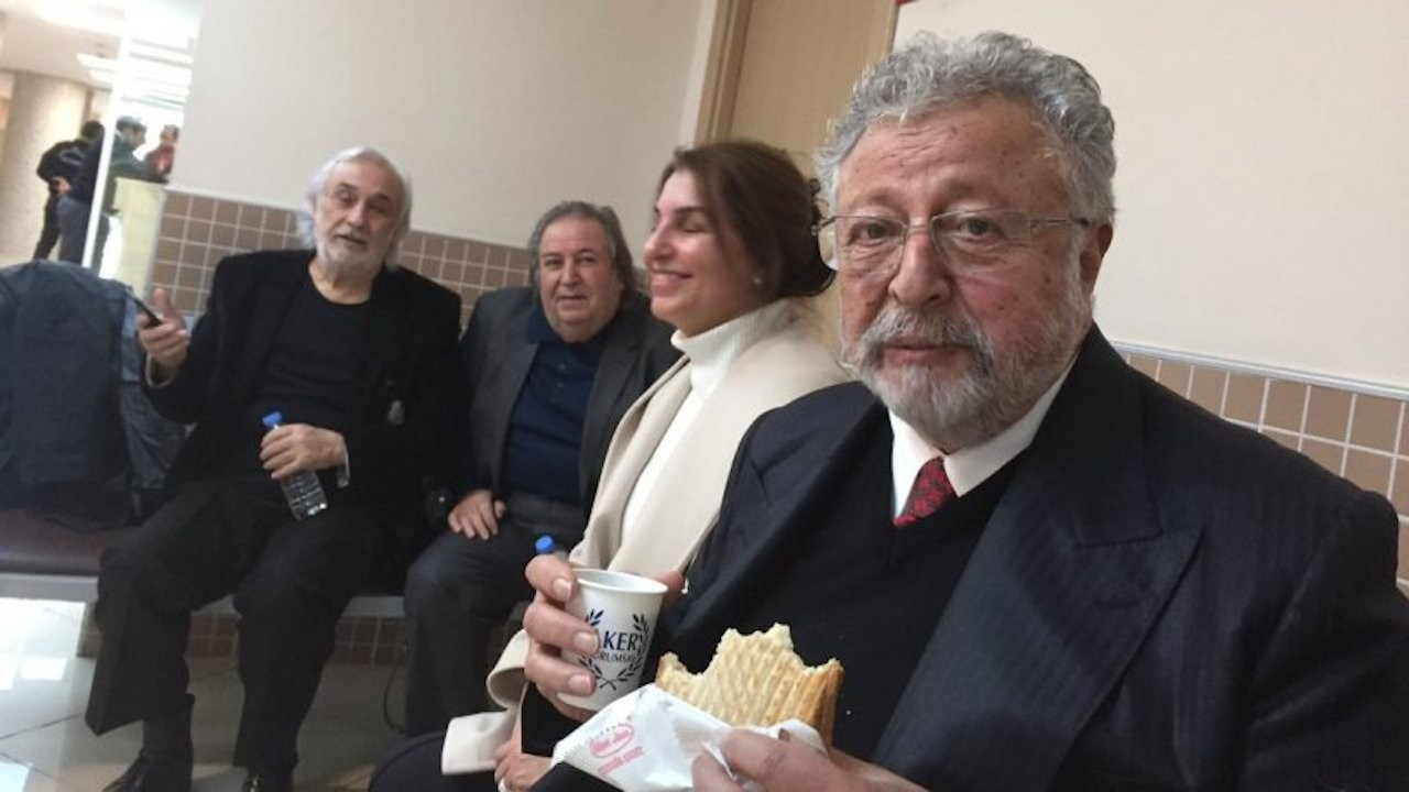 Turkey's iconic actors are in courts, not on stage
