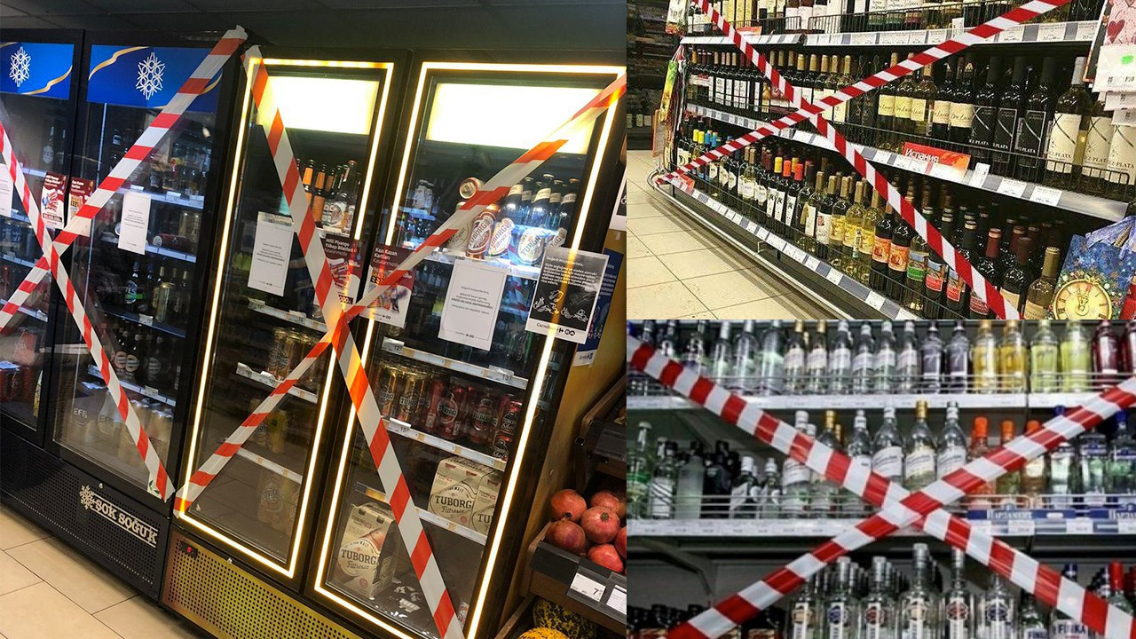 Turkey's ban on alcohol sales during full lockdown prompts outrage
