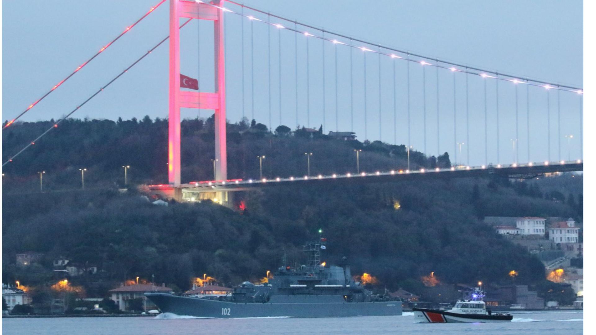 Turkey's Ukraine policy swept away by cold Black Sea wind