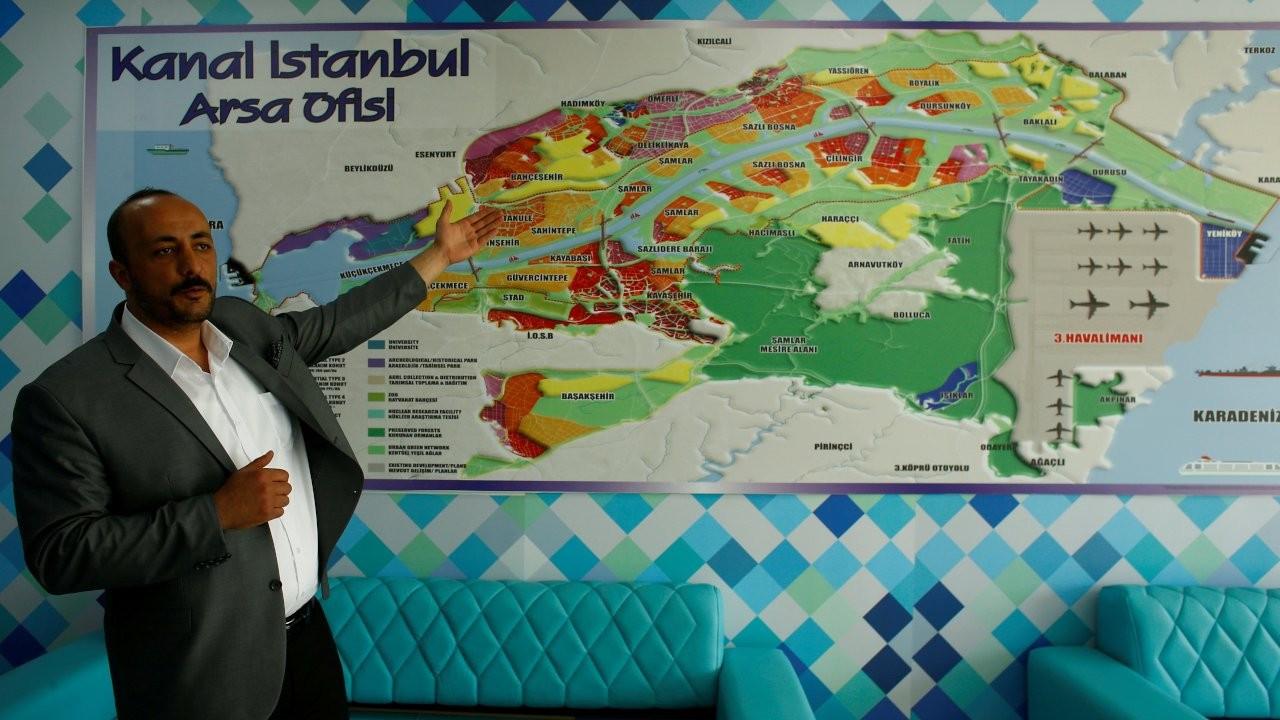 Turkey's banks 'shy away from Erdoğan's Kanal Istanbul project'