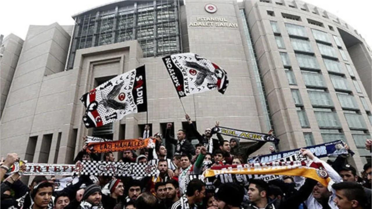 Top appeals court overturns 2015 acquittal of football fan group Çarşı