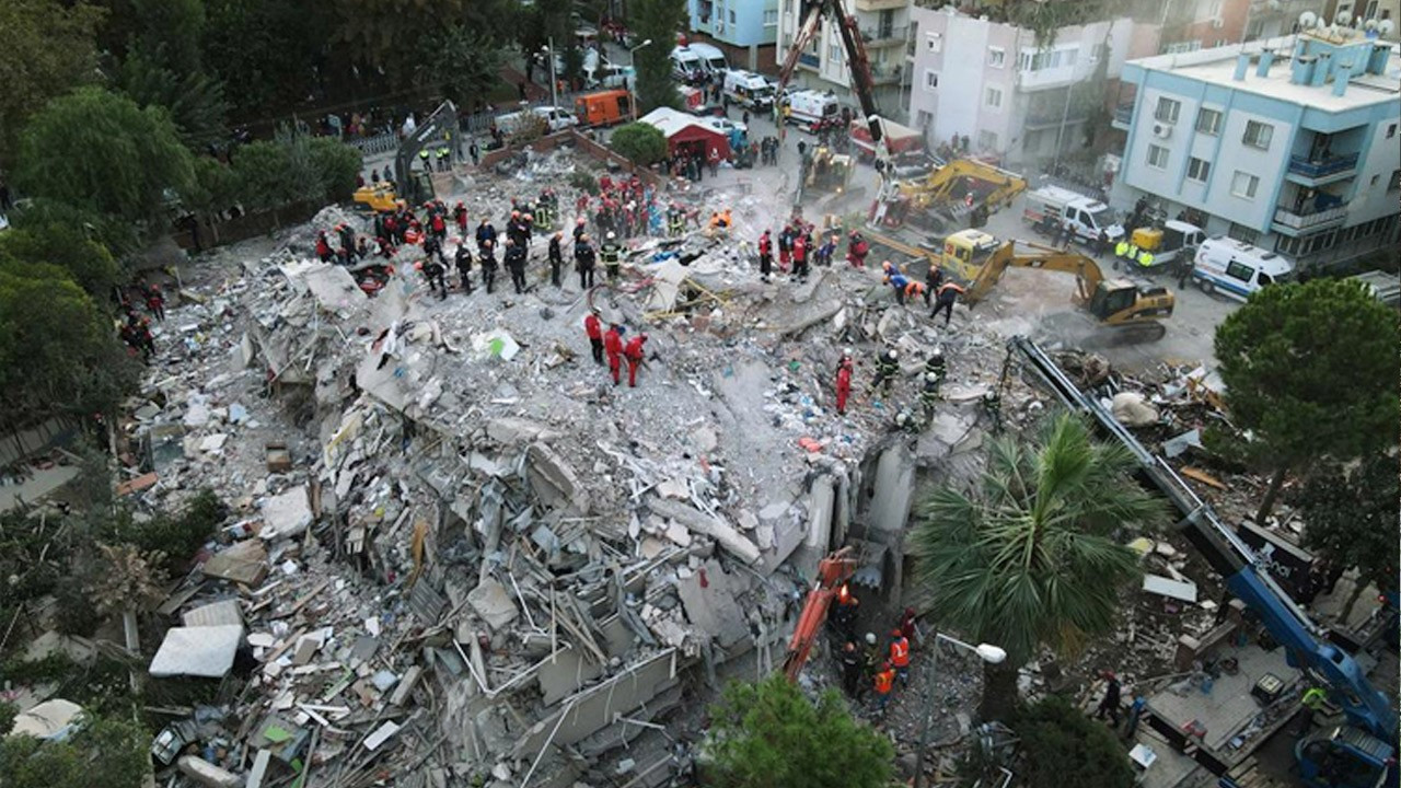 Detention warrants issued for 22 in probe into devastating İzmir quake