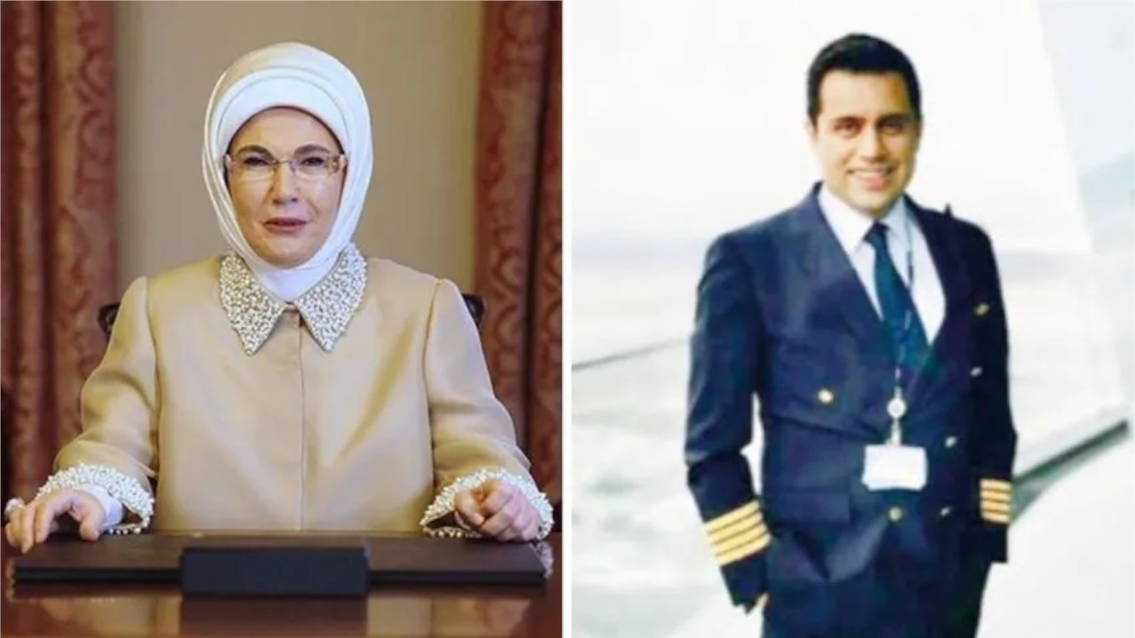 Emine Erdoğan's nephew promoted to vice president at Turkish Airlines
