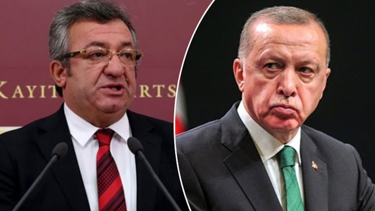 CHP deputy sues Erdoğan for calling him 'shameless, immoral'