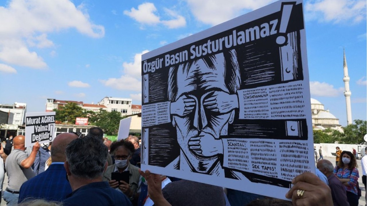 Turkey among world'stopthree worst jailers of press: Blinken