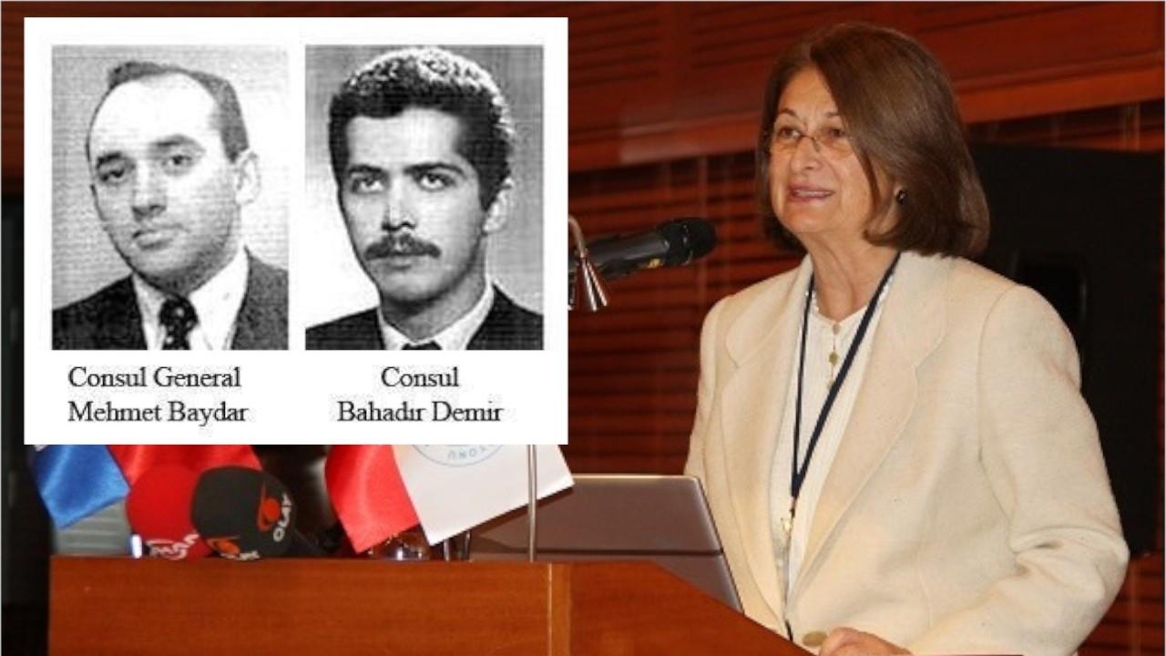 Wife of slain Turkish diplomat protests Biden's genocide statement