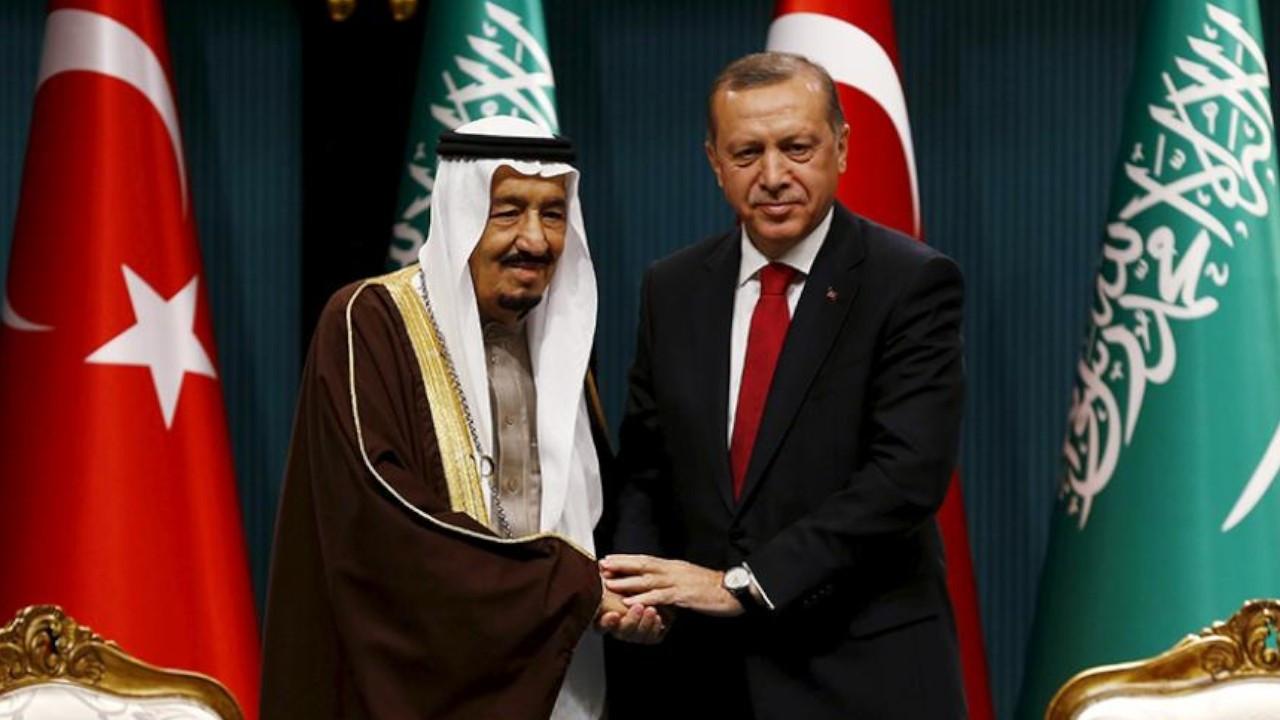 Erdoğan, Saudi King Salman discuss ties in phone call