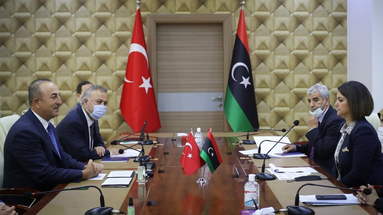 Libya asks Turkey to help evacuate foreign troops
