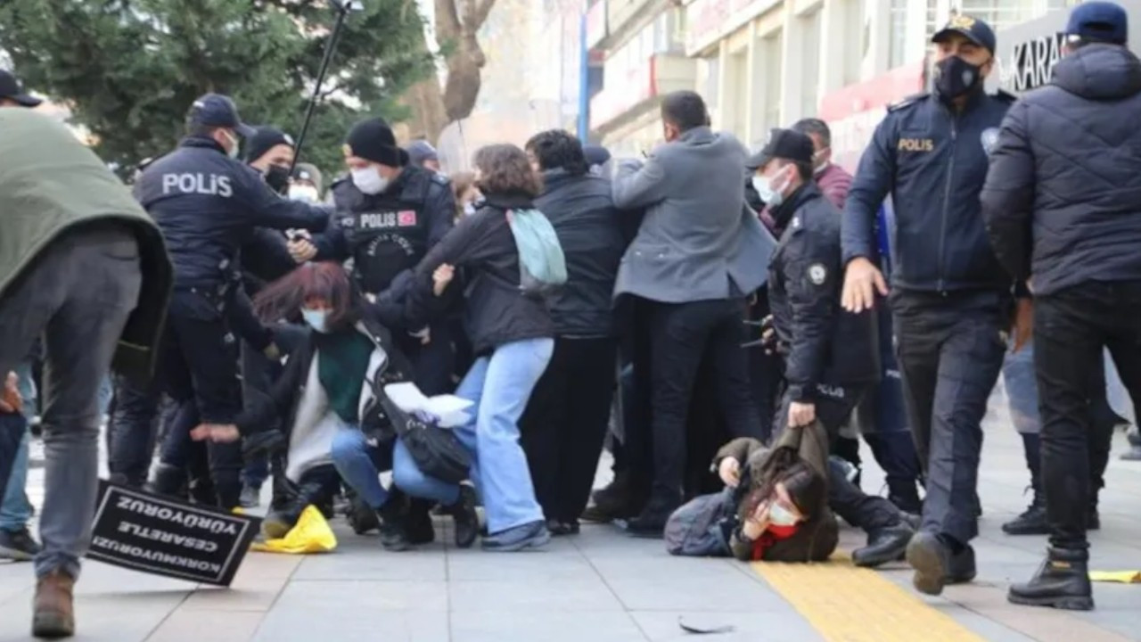 Ban on filming Turkish police challenged in top administrative court