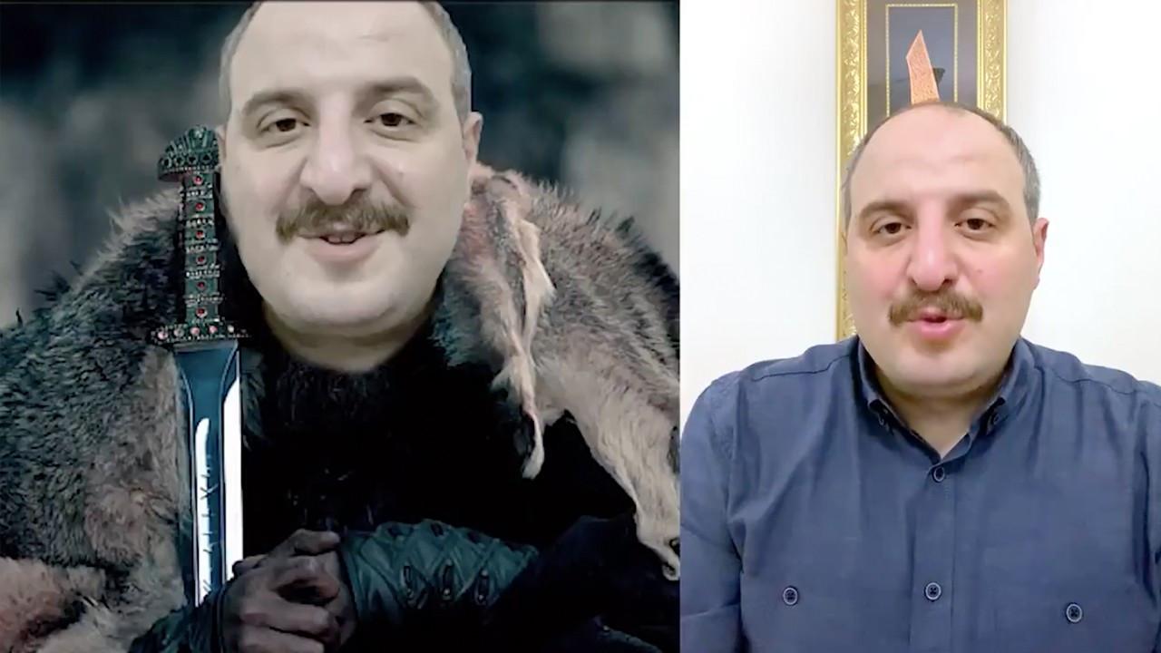 Turkish Minister Varank thinks he might be a Viking descendant