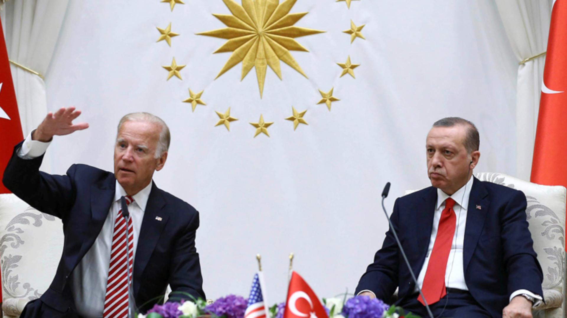 Turkey hopes Erdoğan-Biden meeting will 'yield positive results'