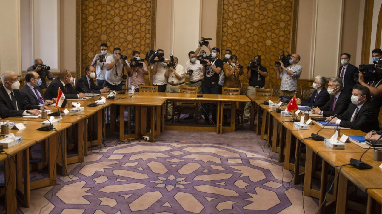 Delegations held 'frank, in-depth' talks in Cairo, say Turkey and Egypt