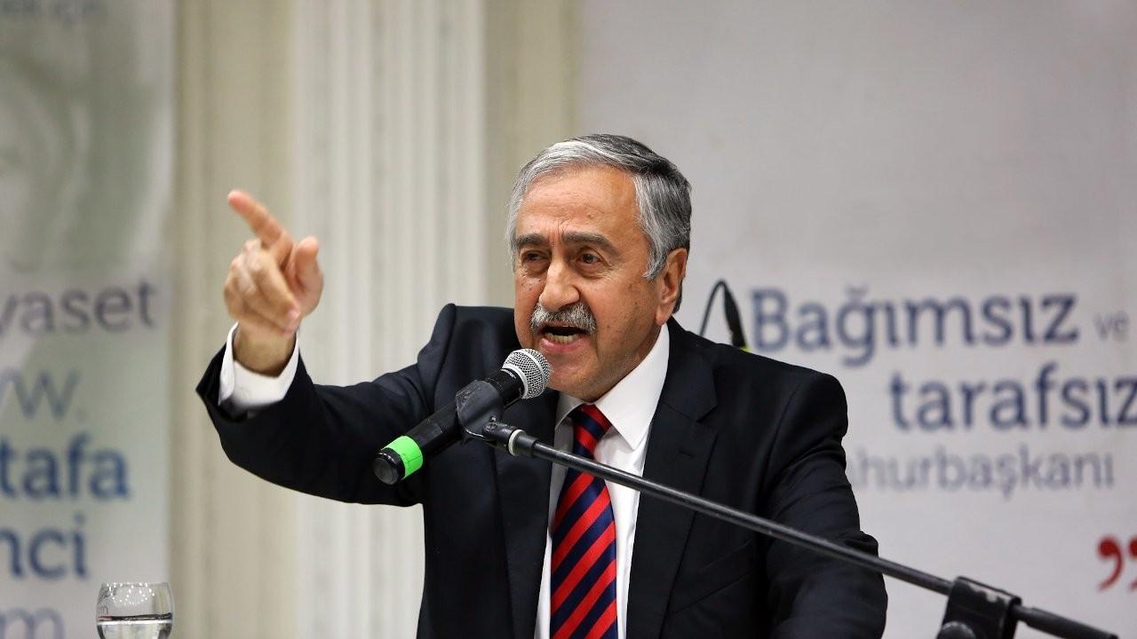 Ex-Turkish Cypriot leader calls Turkey's Cyprus policy 'hypocritical'